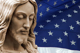 jesus in the usa poster