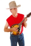 old time country musician 21 poster