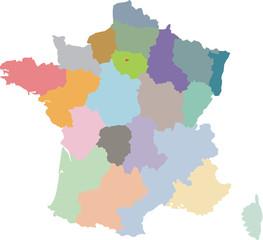 la france par région