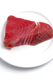 yellow fin tuna poster