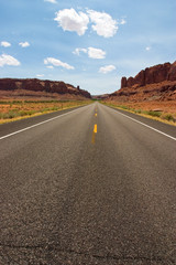 road to canyonland