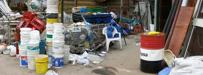 recyclage en amerique latine