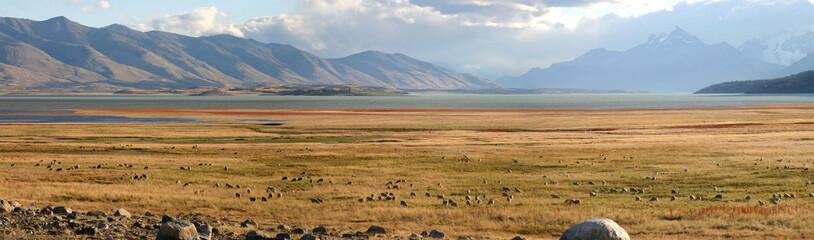 panorama de patagonie