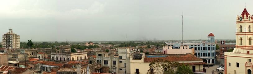 ville de camagüey dans le centre de cuba