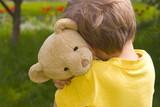 boy with bear