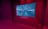 screen red plasma poster