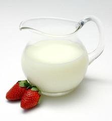 jug of skim milk
