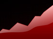 success graph red