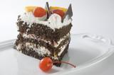 black forest cake poster