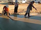 ada, cement ,concrete, ramp poster