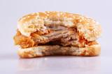 bitten burger poster