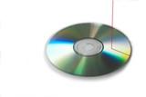 burning plate cd dvd poster