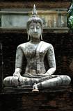 thailand, sukhothai: historical park poster