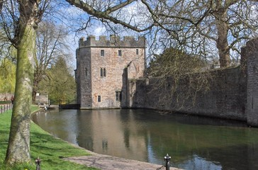 the moat at wells