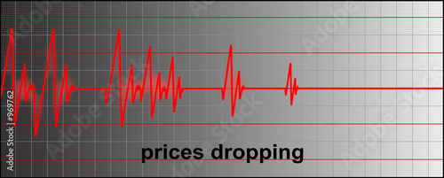 prices dropping