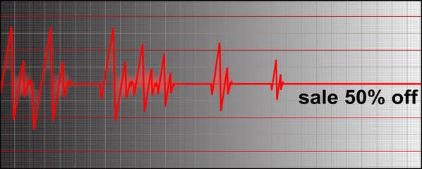 heartbeat - sale 50% off
