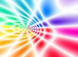 rainbow net poster