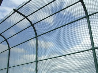 wire barrier