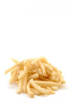 french fries poster