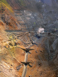 mineral mining area poster