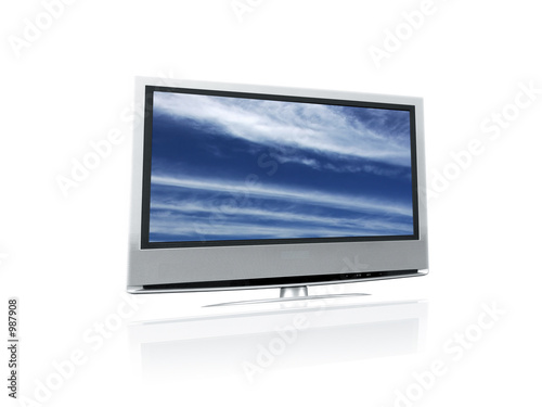LCD izolowane