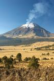 Popocapetl Volcano, Mexico poster