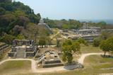 Palenque archeological site, Chiapas, Mexico poster