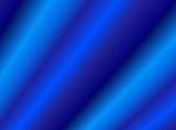 blue folds poster