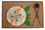 sushi! blessyou... poster