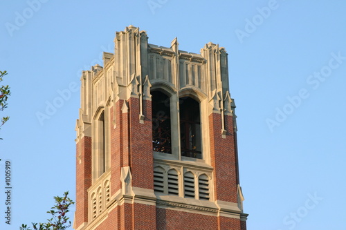 poster of century tower,tower,chimes,belltower,music,classro