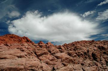 red rock desert scenes 10