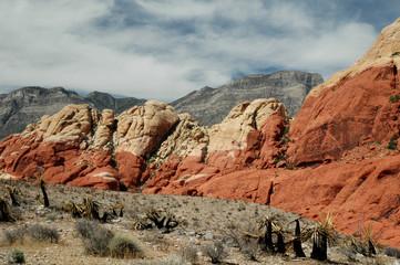 red rock desert scenes 9