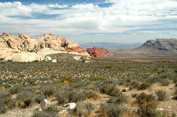 red rock desert scenes 7