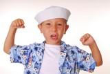 sailor boy five poster