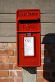 british mail box poster
