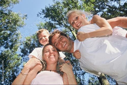 portret famille