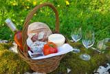 panier picnic poster