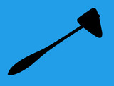 reflex hammer poster