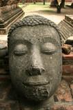 decapitated buddha poster