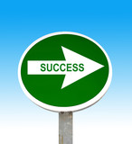 camino del exito poster