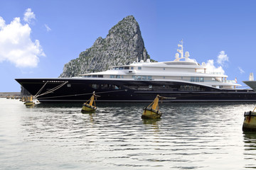yacht de croisiere