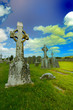 celtic cross clonmacnoise ireland