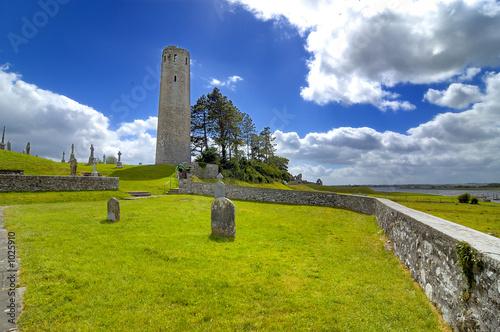 view of clonmacnoise ireland