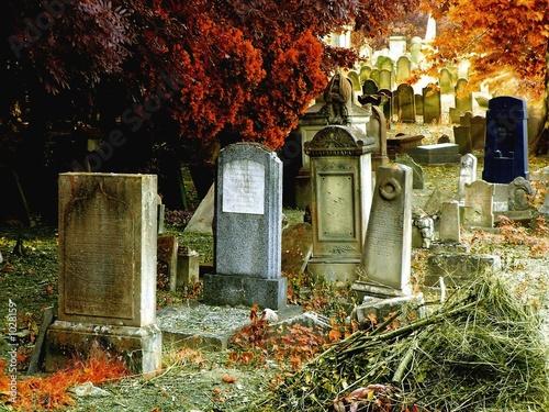 Papiers peints Cimetiere cimetière