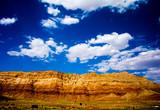 mountain scenery in utah poster