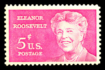 stamps - eleanor roosevelt