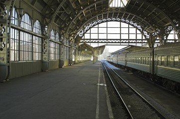 railroad station - 3