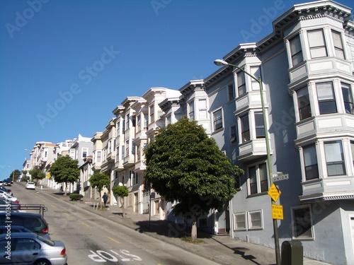 les rues de san francisco de fleurival photo libre de droits 1035179 sur. Black Bedroom Furniture Sets. Home Design Ideas