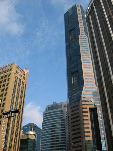 central business district (cbd) at raffles place,