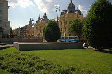 park zagreb croatia